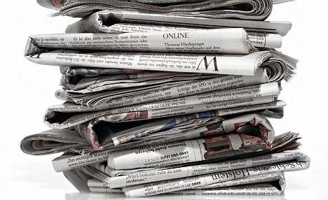 Sunday Newspaper