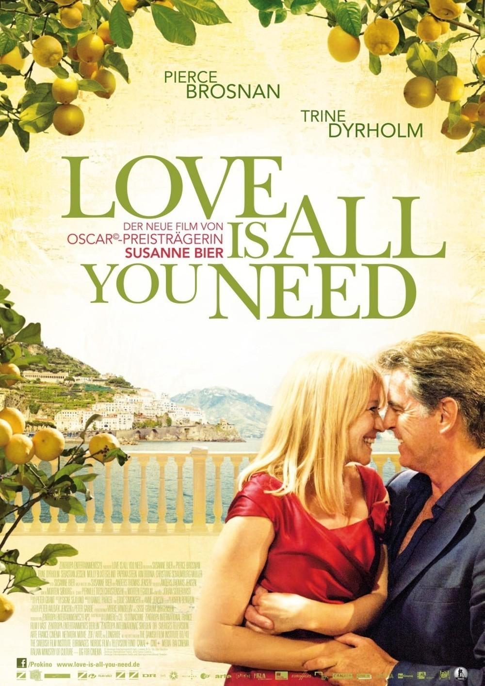 Love is All You Need - CinemaFunk